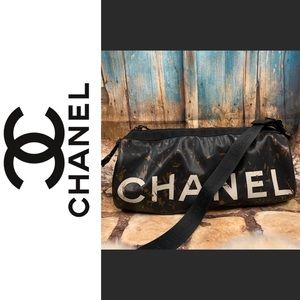 Chanel duffle bag
